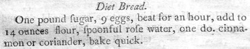 diet bread recipe