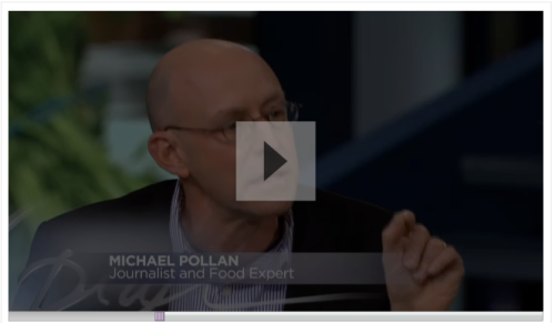 Michael Pollan on Oprah